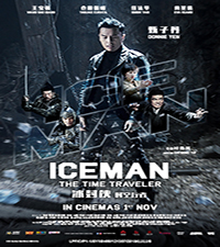 ICE MAN: THE TIME TRAVELER