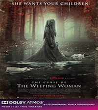 THE CURSE OF THE WEEPING WOMAN (ATMOS)